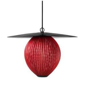 Gubi Satellite Suspension Medium, rouge
