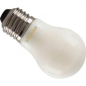 Sylvania Ampoule LED a filament Toledo RT Ball E27 4W équivalence 35W - E27 - 4W équivalent à 35W - Diffusion sur 300° - Flux lumineux : 400lm - Température de couleur : 2700K.