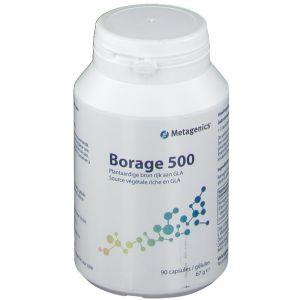 Metagenics Borage 500 90 Gelules