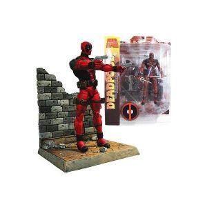 Diamond Select Toys Marvel Select Deadpool - Figurine 18 cm