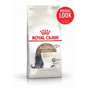 Royal Canin Sterilised 12+ - Sac 2 kg