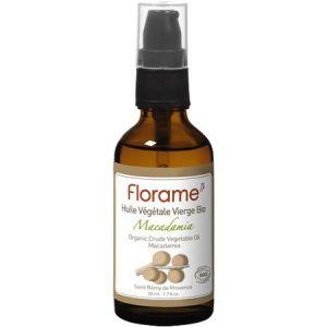 Florame Huile végétale vierge bio Macadamia