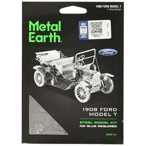Metal Earth Model T Ford 3D Model Kit