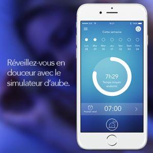 Holî SleepCompanion - Ampoule simulateur d'aube
