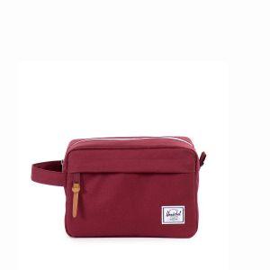 Herschel Supply Company Trousse de toilette 10039-00746-OS, Rouge