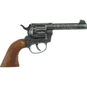 Schrödel Pistolet en métal et plastique : Magnum Antik (12 coups)
