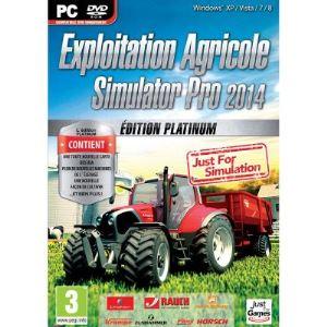 Exploitation Agricole Pro Simulator 2014 [PC]