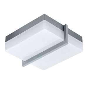 Eglo Plafonnier SONELLA 1 LED Anthracite, 1 lumière Classique exterieur