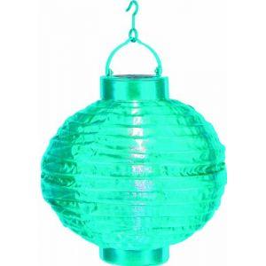 Lampion solaire couleur bleu - STAR