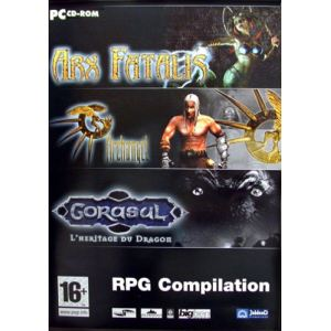 RPG Compilation : Arx Fatalis + Archangel + Gorasul [PC]