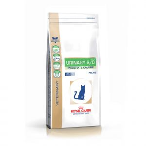 Image de Royal Canin Veterinary Diet Cat Urinary Moderate Calorie 9 kg - Croquettes pour chats