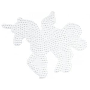 Hama Plaque pour perles à repasser : Licorne