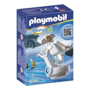 Playmobil 6690 Super4 - Doctor X