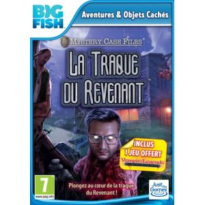 Mystery Case Files (16) La Traque du Revenant + Vampire Legends (3) Le Comte de la Nouvelle-Orléans [PC]