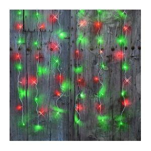 Rideau lumineux 96 LED
