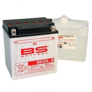 BS Battery Batterie BS YB30L-B AVEC ACIDE