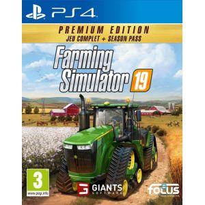 Farming Simulator 19 - Premium Edition (PS4) [PS4]