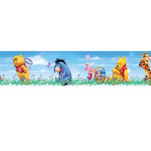 Decofun Frise une belle journée de Winnie l'Ourson (5 m x 10,6 cm)