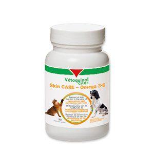 Vetoquinol Care Skin Care omega 3-6 90 capsules