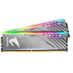 GigaByte Aorus RGB DDR4 (2 x 8 Go) 3200 MHz CAS 16