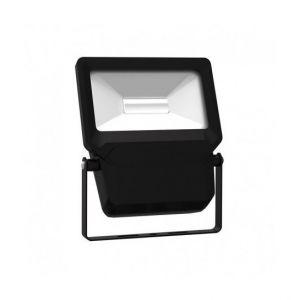 Vision-El Projecteur Plat Noir 50W (450W) IP65 Led Blanc Froid 6000°K