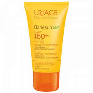 Uriage Bariésun - Mat Fluide SPF50+