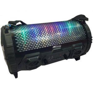 Takara MSL140 - Enceinte bluetooth nomade LED FM