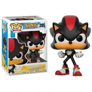 Funko Figurine POP! #285 - Sonic the Hedgehog - Shadow