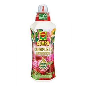 Compo Complete Engrais universel liquide de grande qualité, particulièrement adapté pour les plantes, 1 L