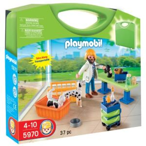 Playmobil 5024 - Grand jardin d\'enfants - Comparer avec ...