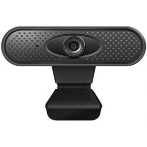 H'mc Webcam HD 1080p USB2.0 avec microphone