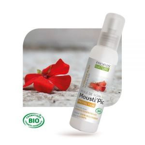 Propos'Nature Huile De Soin Moustipic Bio - Protection 100 Ml