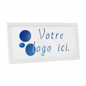 Delitech Dalle LED Imprimée et Personnalisable avec votre logo - 600x300mm