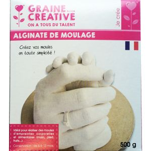 Graine Créative Alginate de moulage 500g