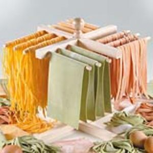 Séchoir à pâtes Imperia Italian en bois