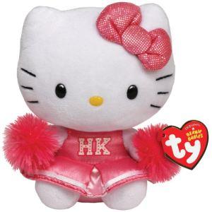 Ty Beanie Babies : Hello Kitty Cheerleader 33 cm