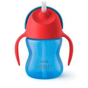 Philips SCF796 - Tasse enfant paille 200 ml 9 mois +