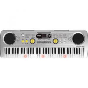Reig Musicales Orgue électronique 61 touches - Doubles haut-parleurs - Fonction suivre