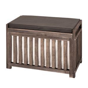 banc coffre bois massif comparer 325 offres. Black Bedroom Furniture Sets. Home Design Ideas