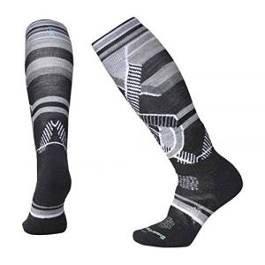 Smartwool PhD Ski Chaussettes Femme, Charcoal, FR : S (Taille Fabricant : S)
