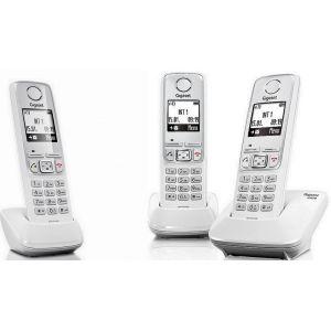 Gigaset A420 Trio - Téléphone sans fil 3 combinés