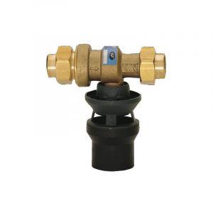"""Socla Disconnecteur CA 2096 F.F.1/2"""""""" à zone de pression réduite non contrôlable"""