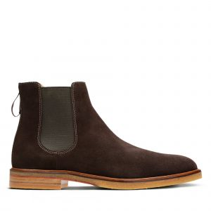 Clarks Boots Clarkdale Gobi Marron - Taille 43,39 1/2