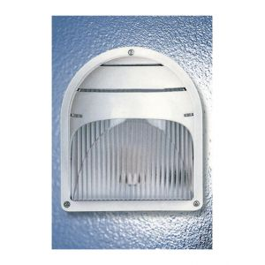 Lo Design Applique extérieure contemporaine YAO-M Blanc Fonte d'aluminium LO00011673 - fonte d'aluminium - Blanc