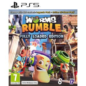 Worms Rumble Fully Loaded Edition (PS5) [PS5]