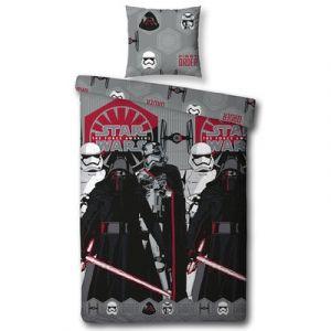 Sahinler Parure de lit Star Wars réversible (140 x 200 cm)