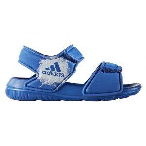 Adidas Altaswim I, Sandales Mixte Enfant, Bleu (Blue Footwear White 0), 26 EU