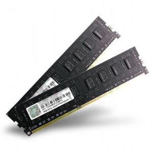 G.Skill F3-1600C11D-8GNT - Barrettes mémoire Value 2 x 4 Go DDR3 1600 MHz CL11 240 broches