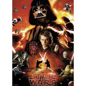 Ravensburger The Dark Side of Star Wars - Puzzle 1000 pièces