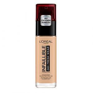 L'Oréal Infaillible 24H Fresh Wear Vanille 120 - Fond de teint